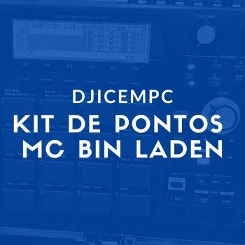 KIT DE PONTOS  Mc Bin Laden Baile ao vivo/Montagem (#DJICEMPC)