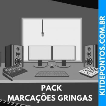PACK MARCAÇÕES GRINGAS