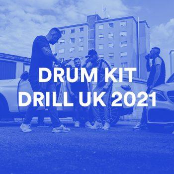 DRUM KIT DE TRAP DRILL UK 2021
