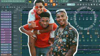 PROJETO FUNK BH – FL STUDIO – DJ ALEF SALES