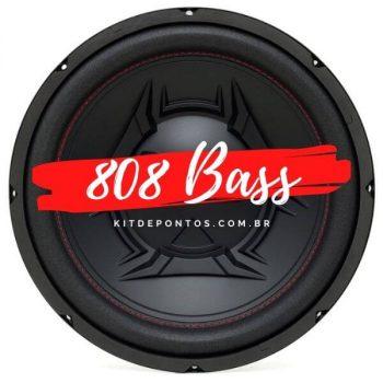 PACK 808 BASS