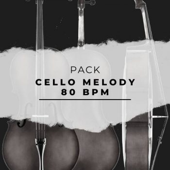 PACK MELODIAS 80 BPM – CELLO
