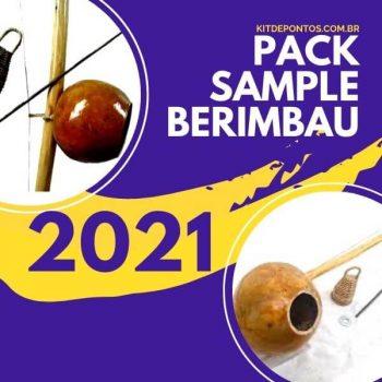 PACK SAMPLES BERIMBAU 2021