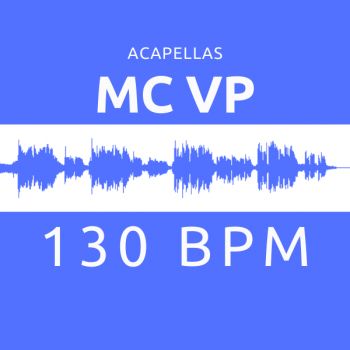 MC VP – ACAPELLAS 130 BPM – T7 PROD