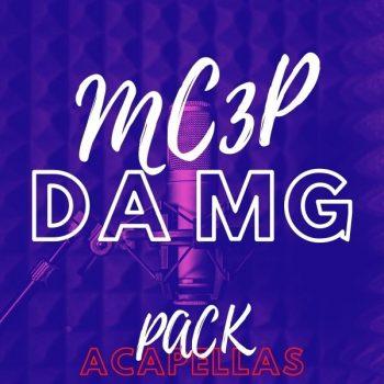PACK ACAPELLAS MC 3P DA MG