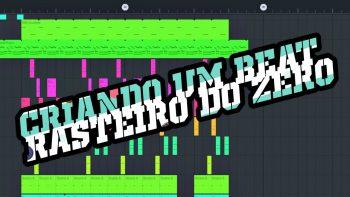 Criando um BEAT Rasteiro FL STUDIO MOBILE do Zero Parte (01) – (DROID PRODUÇÃO)