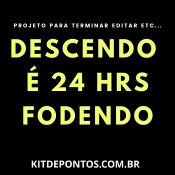 PROJETO MC DABLIO – DESCENDO É 24HRS FODENDO – Ableton Live