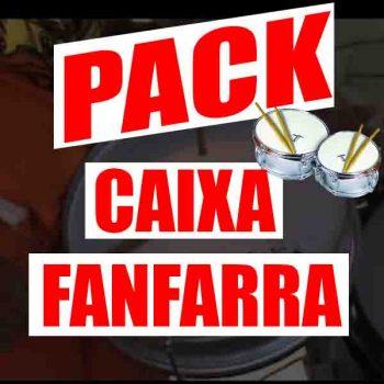 PACK CAIXA FANFARRA
