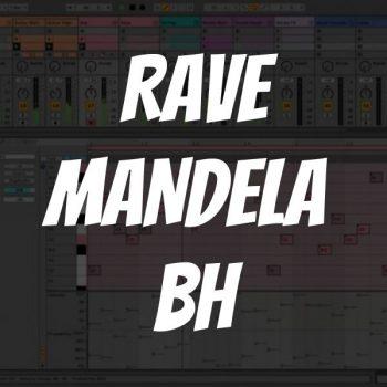 PACK PRODUÇÃO – RAVE   MANDELA   BH
