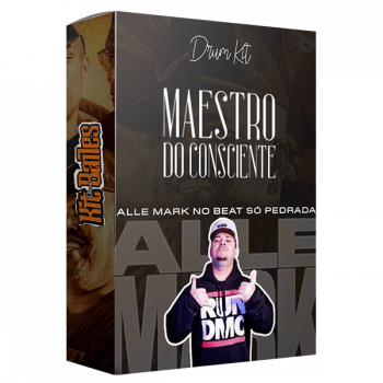 Drum Kit DJ ALLE MARK – Maestro do Consciente