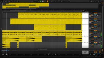 PROJETO ABLETON LIVE 11 – BEAT 85 BPM